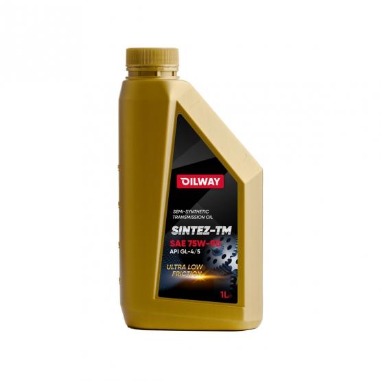 Sintez-TM 75W-90 API GL-4/5, полусинтетическое