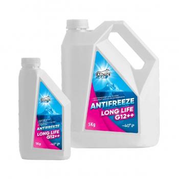 Antifreeze Arctic Cat Long Life G12++ (-40 °С)