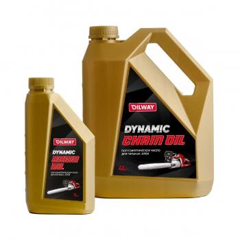 Dynamic Chain Oil
