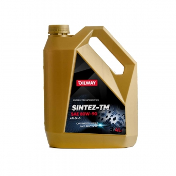 Sintez-TM 80W-90 API GL-5
