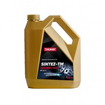 Sintez-TM 85W-140 API GL-5